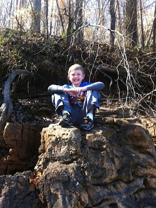 NorrisHike4 March6 Hiking Around Norris Lake   WW