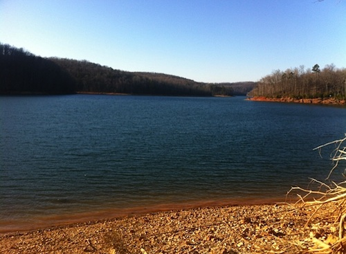 NorrisHike March6 Hiking Around Norris Lake   WW