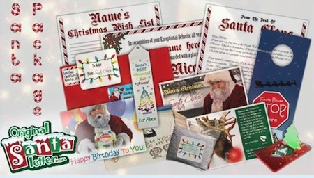 SantaLetter A Personalized Letter from Santa