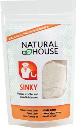 Sinky Natural House Probiotic Cleaning Products Review & G!veaway