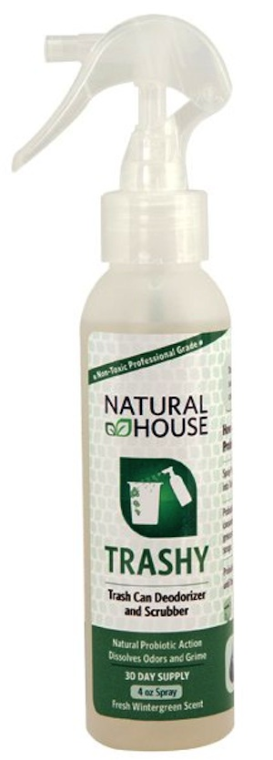 Trashy Natural House Probiotic Cleaning Products Review & G!veaway