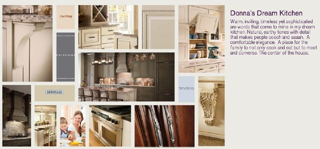 KraftMaid DesignStyle InspirationBoard thumb KraftMaid and Design Your Style Contest
