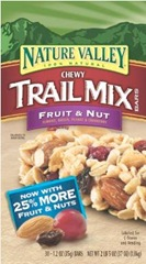 NatureValleyTrailMix BBD thumb Nature Valley Chewy Trail Mix Bars (30 ct) and $25 Sam's Club (or WalMart) Gift Card Giveaway (CLOSED)