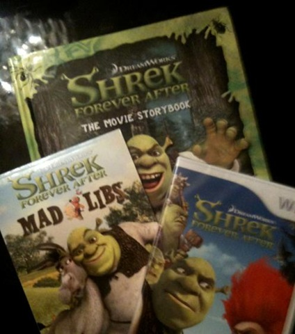 ShrekForeverAfterTour thumb Shrek Forever After by Activision For The Wii   Review