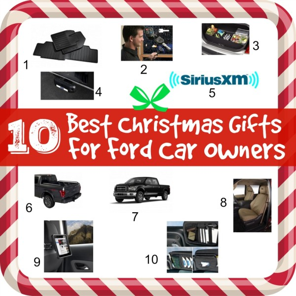 best christmas gift ideas for ford car owners ford - Best Christmas Gifts Of 2015