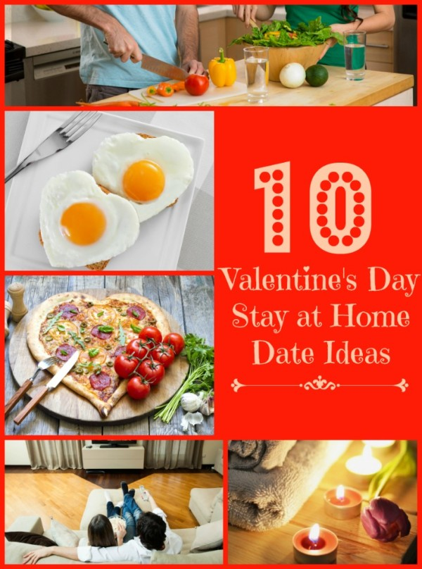 10 stay at home valentine s day date ideas blog by for Valentine day at home ideas