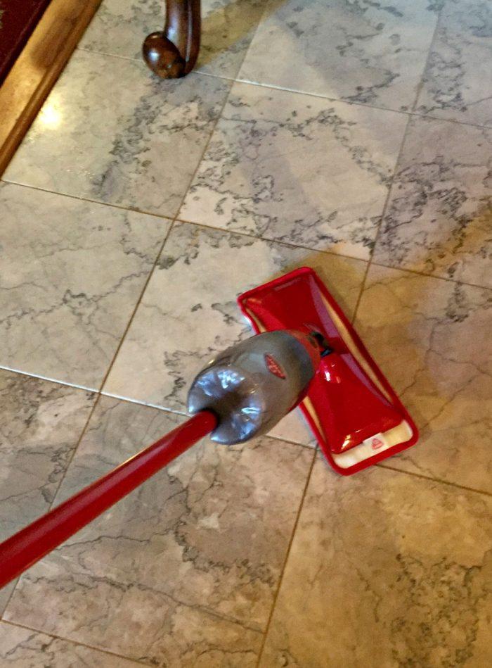 Diy Cleaner O Cedar Promist Microfiber Spray Mop And Clean Floors