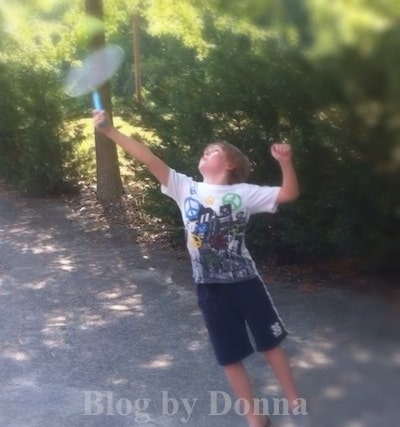 Target's Big Badminton Set