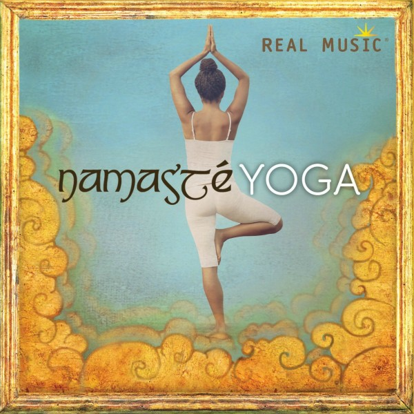 Yoga meditation beginners can do. Yoga music, namaste...