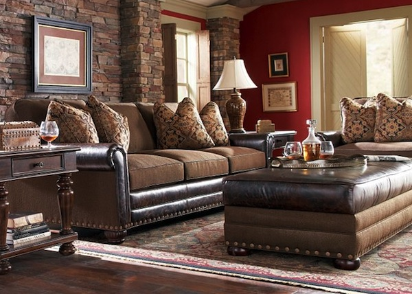 FamilyRoomInspiredHavertys1 havertys inspiration sessions