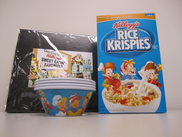 Rice Krispies Giveaway Photo make mornings less hectic