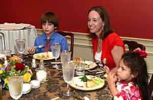 FamilyDinnerGP family dinner