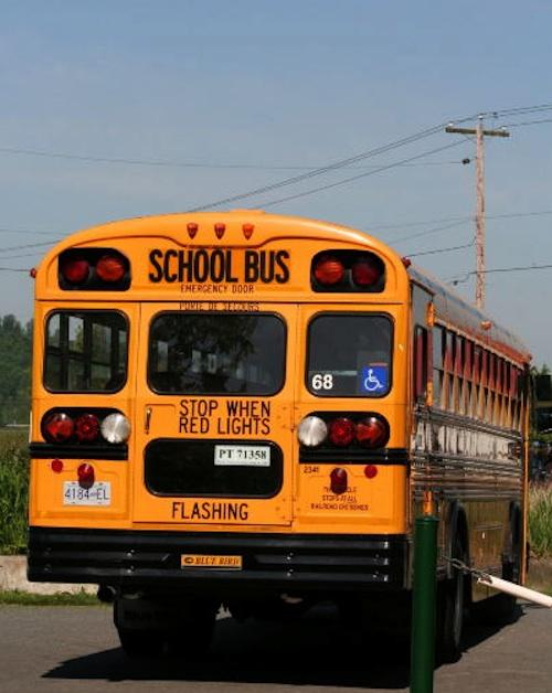 schoolbussafetyGP school bus