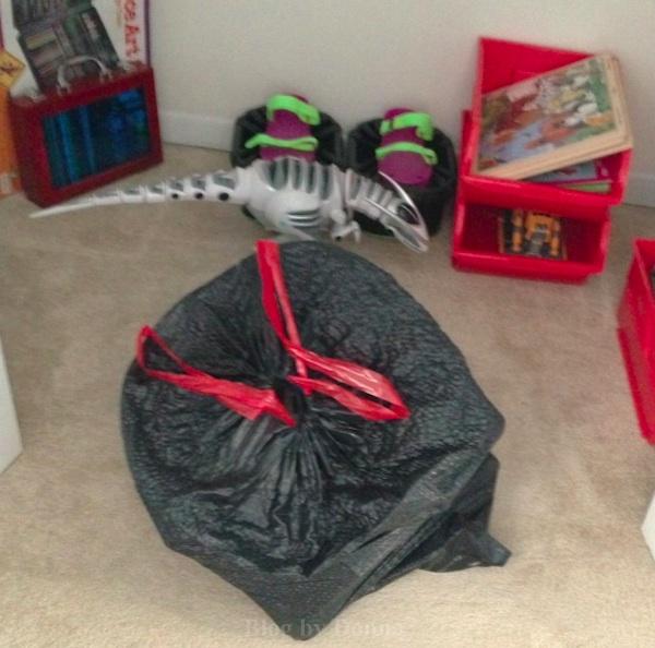 CleanCloset3 glad trash bags