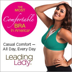 LeadingLadyBra most comfortable bra