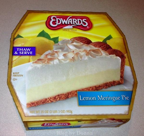 EdwardsLemonMeringuePie Edward's Desserts