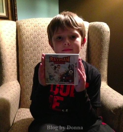 RaymanOriginsReviewImg1 Rayman Origins Nintendo 3DS review