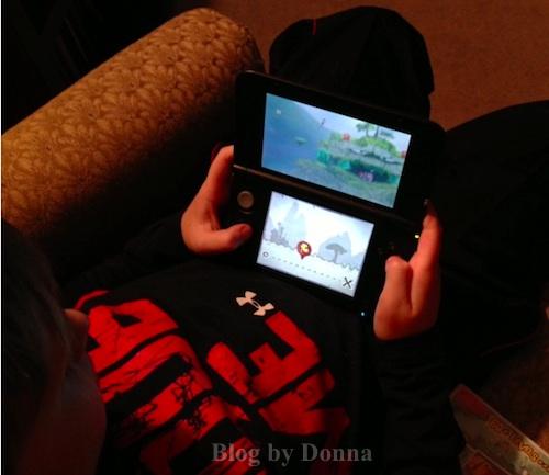 RaymanOriginsReviewImg3 Rayman Origins Nintendo 3DS review
