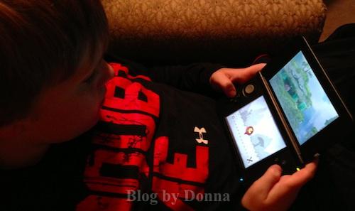 RaymanOriginsReviewImg4 Rayman Origins Nintendo 3DS review