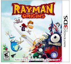 Rayman Origins Nintendo 3DS review