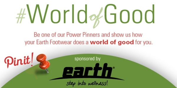 #worldofgood #earthbrands