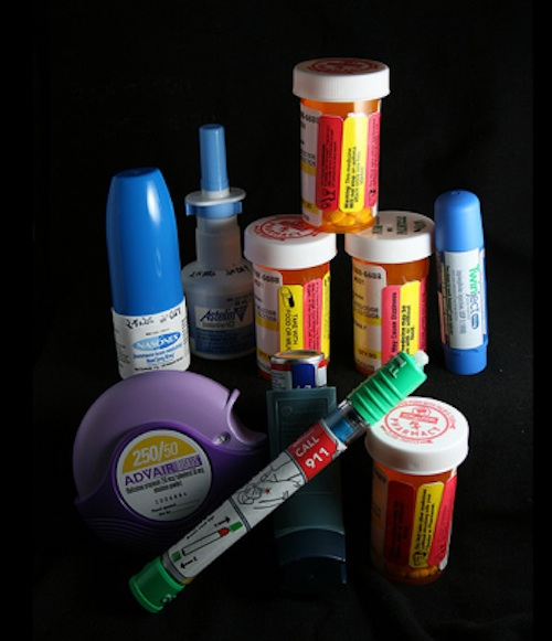 is your medication making you sick?