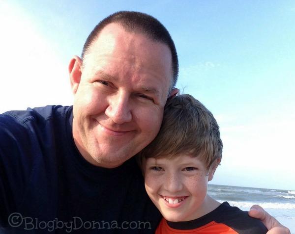 North Myrtle Beach 2013 Greg & Cody 1