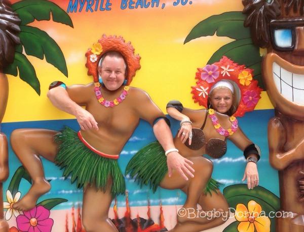 North Myrtle Beach 2013 Mommy Daddy Hawaiian Humor 1