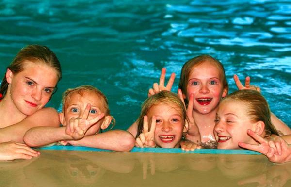 4 Swimming Pool Safety Products GP