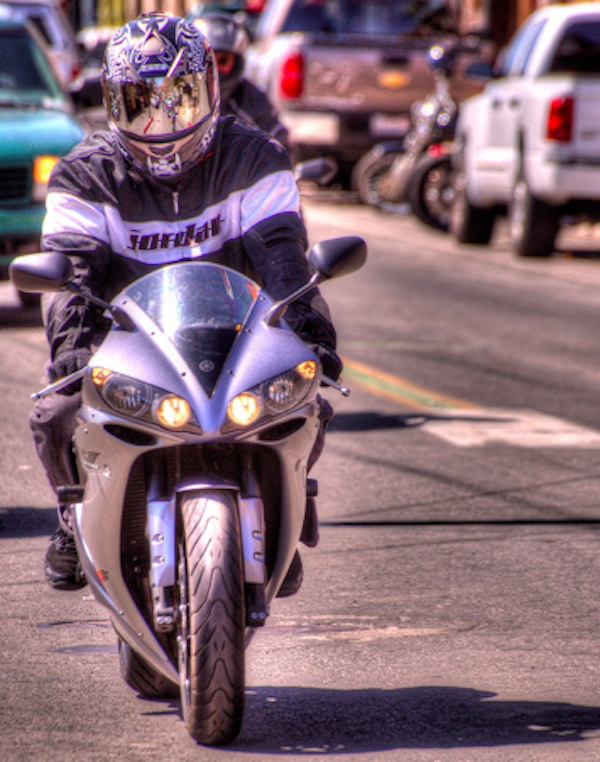 Cars vs Motorcycle Safety GP