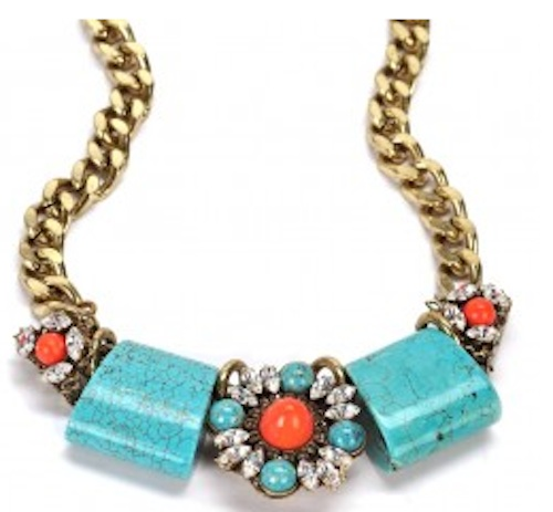 Les Marres Necklace from Fragments
