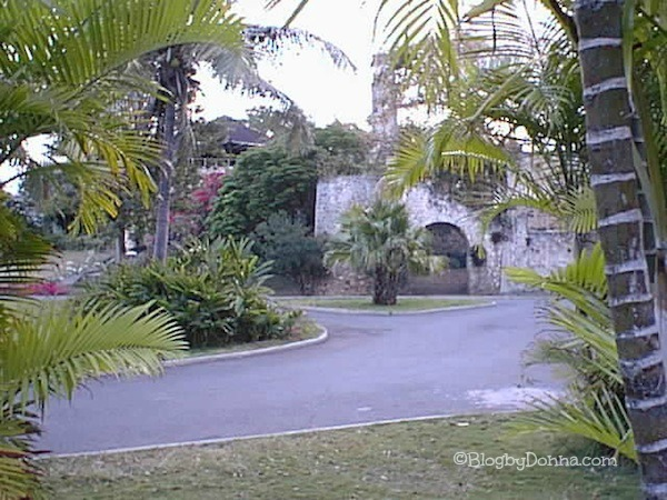 ruins St. John