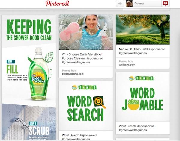 Green Works Games on Pinterest