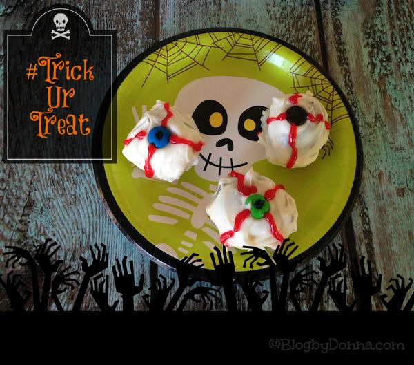 Nestle Crunch Spooky Eyeballs #TrickURTreat #shop #cbias