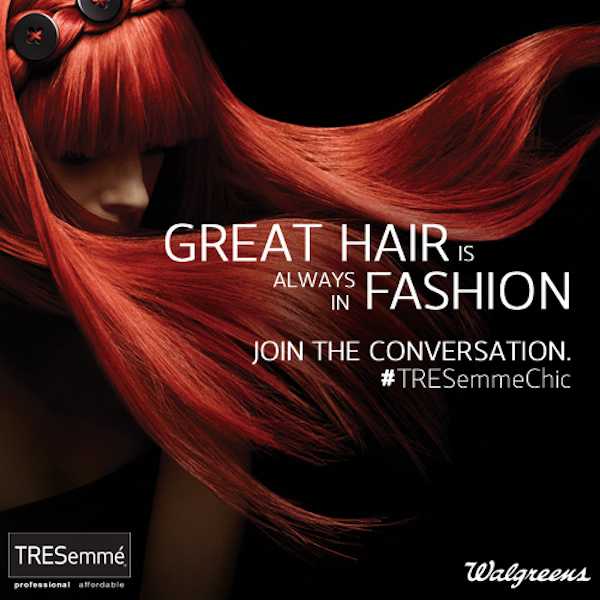#TRESemme Join the Conversation