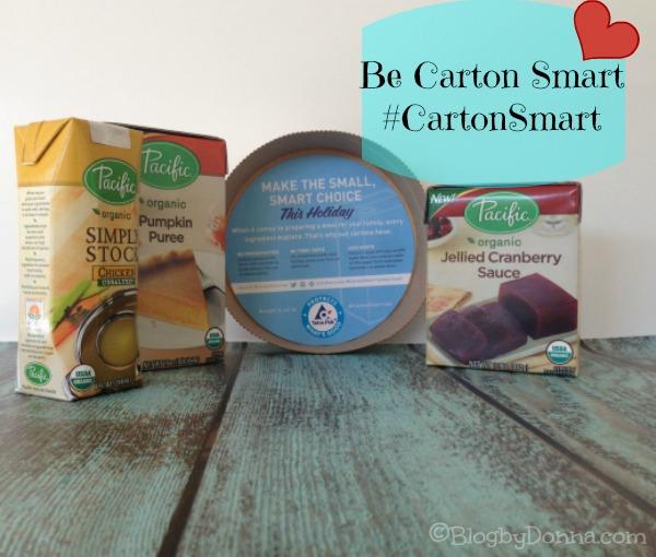 Be Carton Smart #CartonSmart