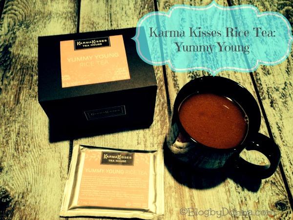 Karma Kisses Rice Tea Yummy Young
