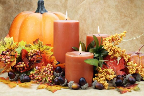 Thanksgiving Counter Top