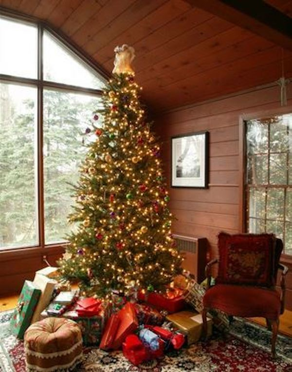 where to hide Christmas gifts from kids