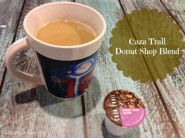 Caza Trail Donut Shop Blend Coffee #MC