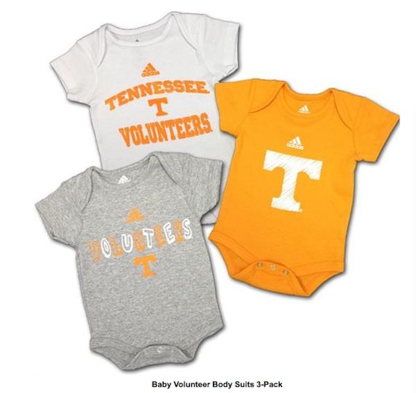 Baby Fan Sportswear Volunteer Body Suits