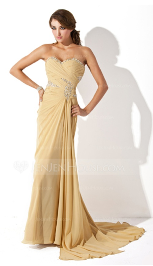 Prom Dress Long and Glam