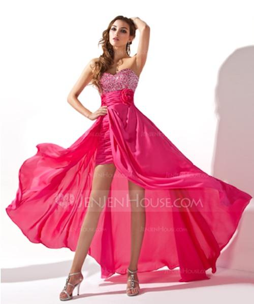 Prom Dress Modern Fun