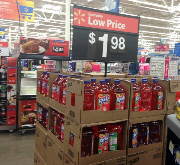 96 oz Ready to Drink Kool-Aid from Walmart #shop #KoolOff #collectivebias #cbias
