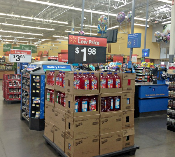 96 oz ready to drink Kool-Aid from Walmart #collectivebias #kooloff #shop