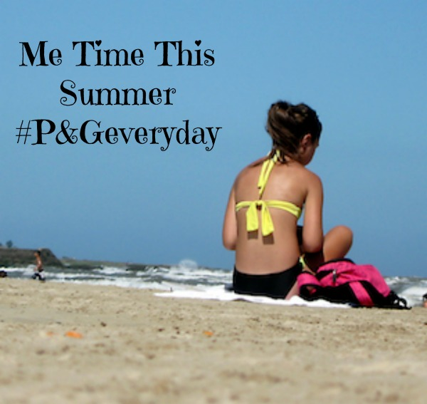 Me time this summer P&Geveryday #P&Geveryday