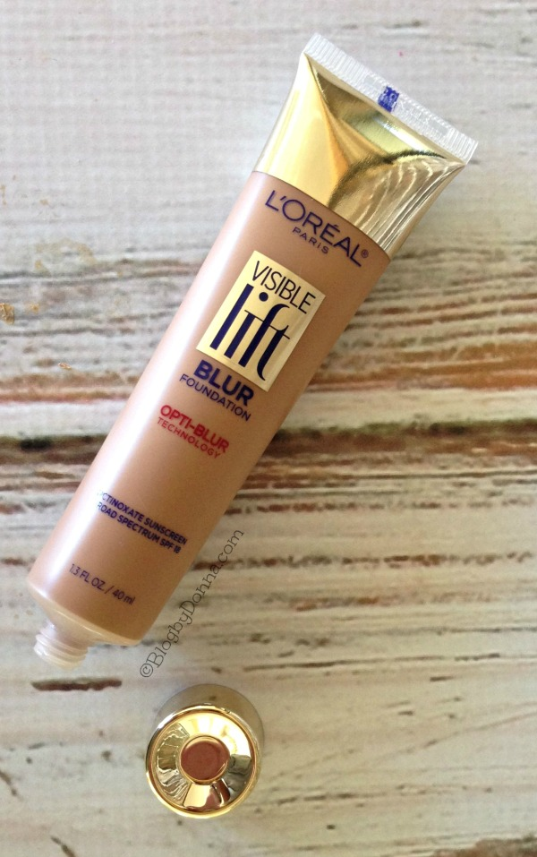 L'Oréal Paris Visible Lift Blur Foundation #VLBlurfection