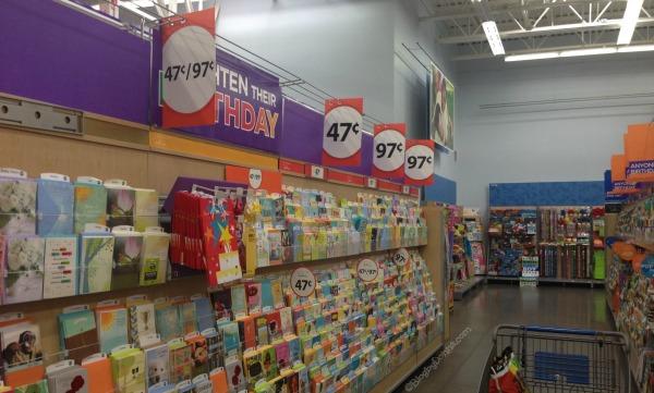 Halmark Value Cards at Walmart #ValueCards #shop #collectivebias