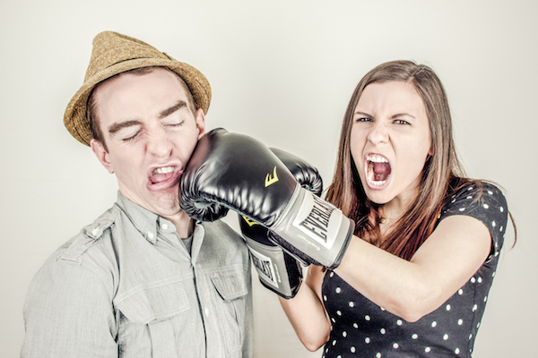 argument conflict