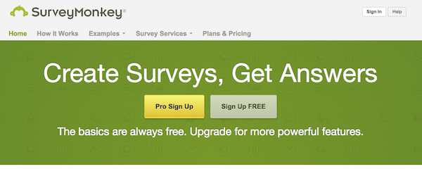 family online survey